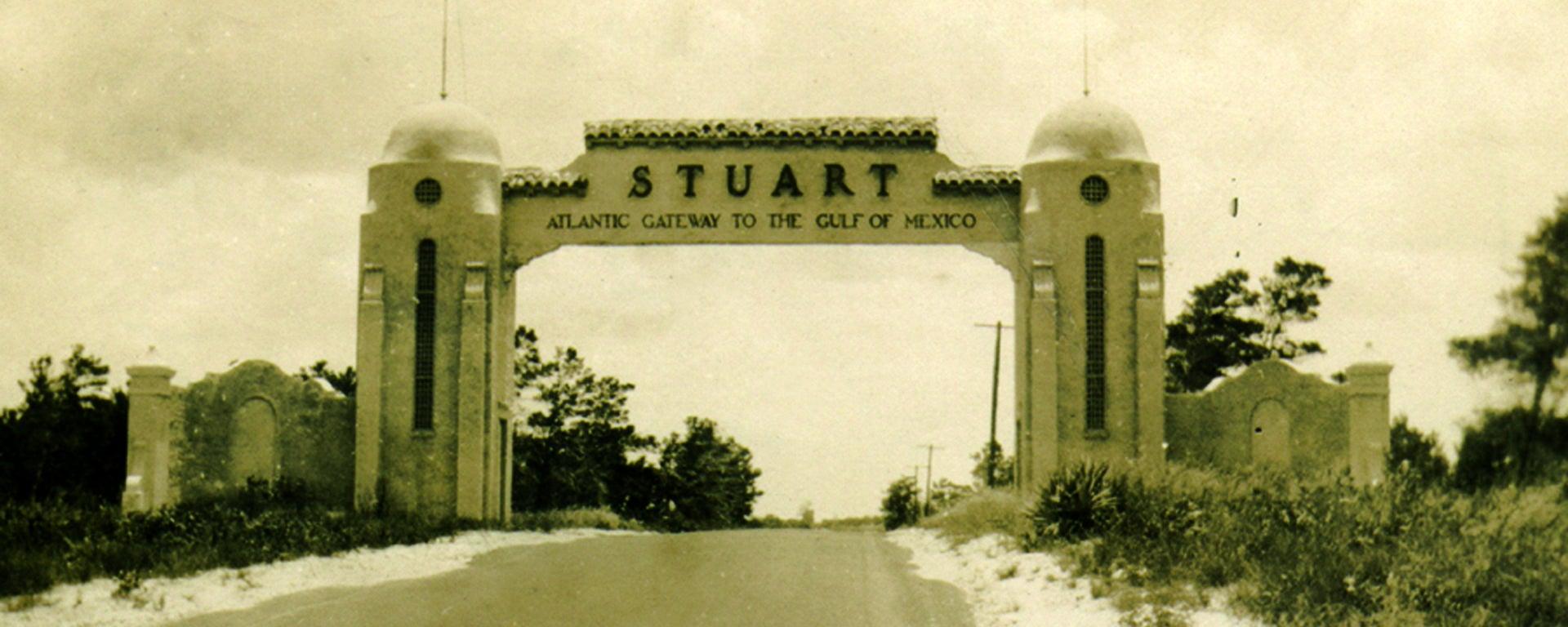 1927 Rio Arch