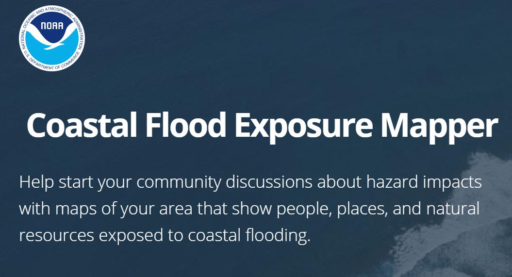 Coastal Flood Exposure Mapper