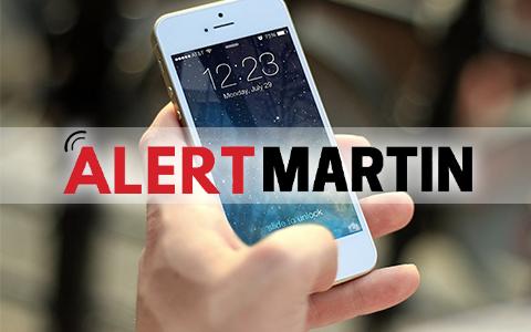 Alert Martin Logo