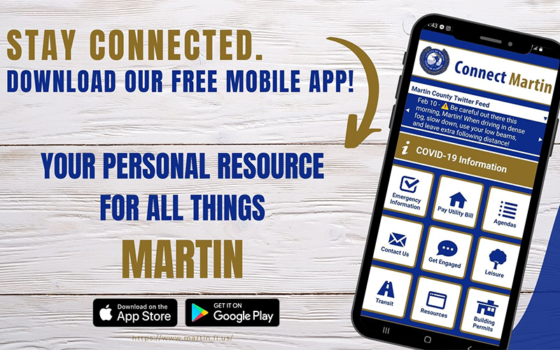 Connect Martin Mobile App