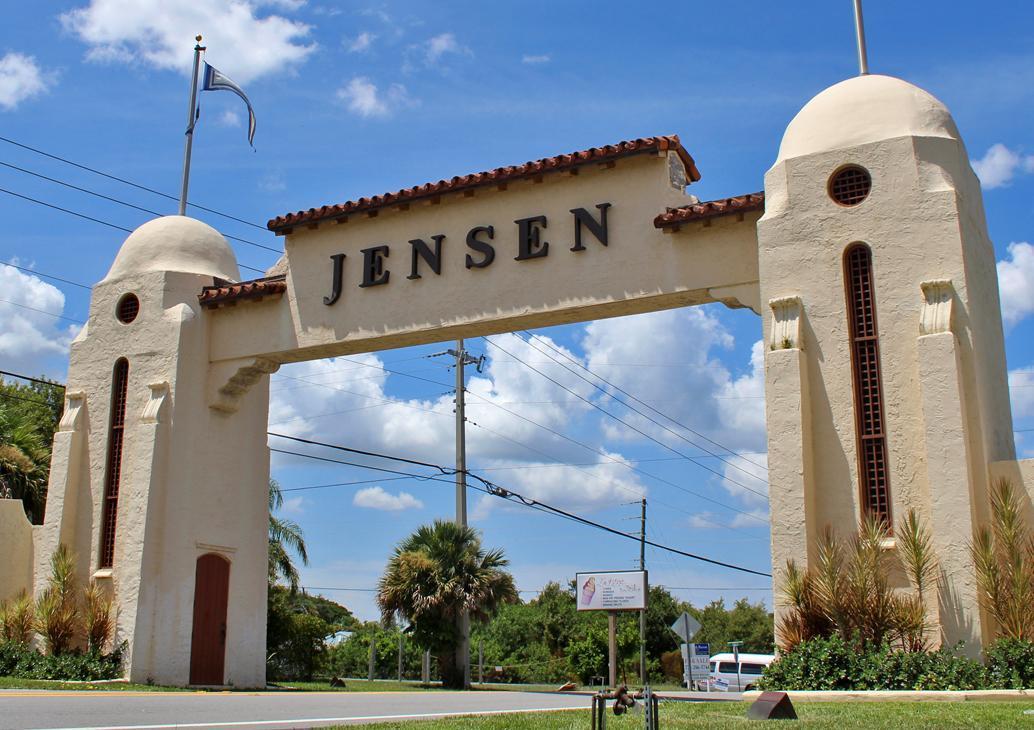 Jensen Beach Arch