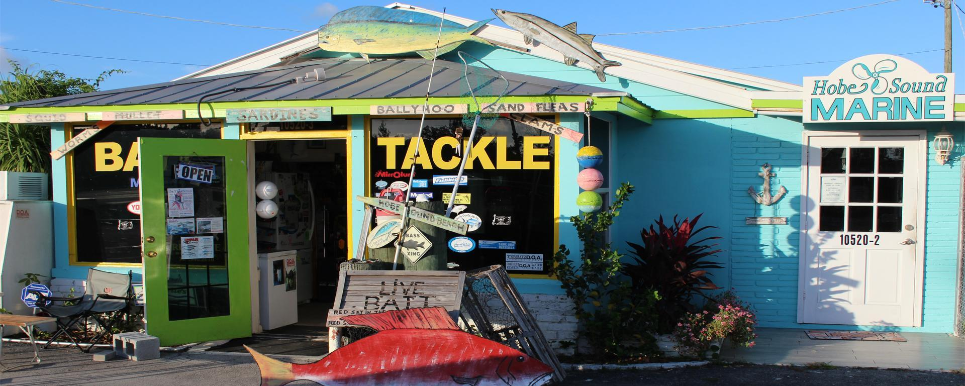 Hobe Sound Bait and Tackle Shop