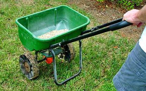 Fertilizer Application cart