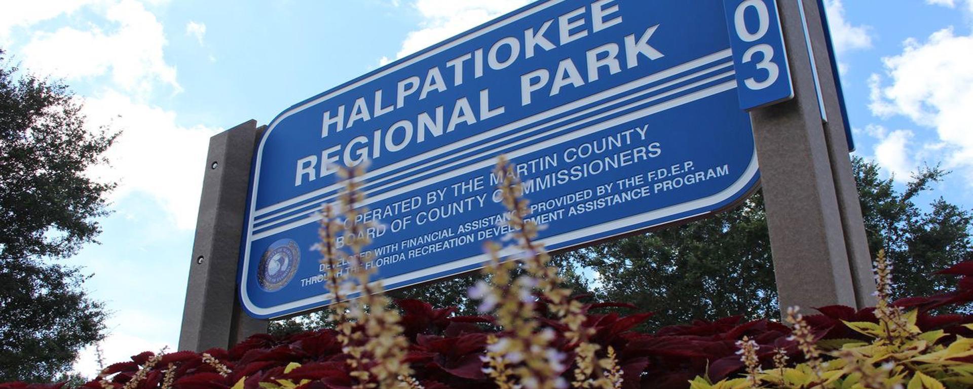 An image of Halpatiokee Park