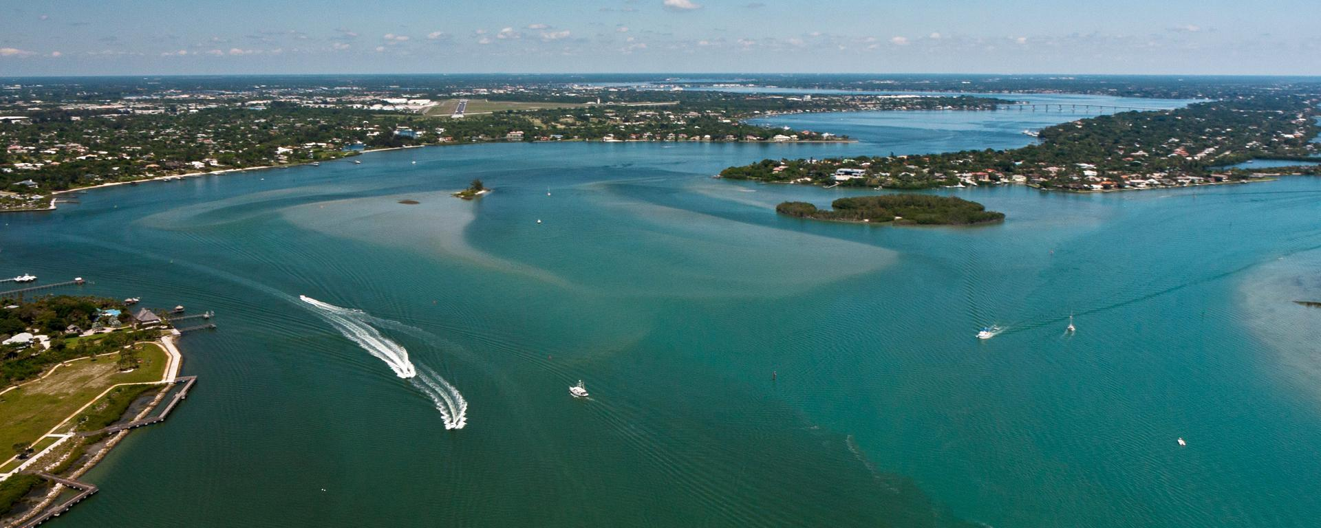 St. Lucie Inlet and River