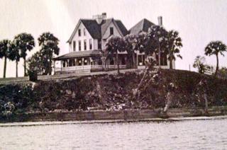 The Racey Home circa 1892