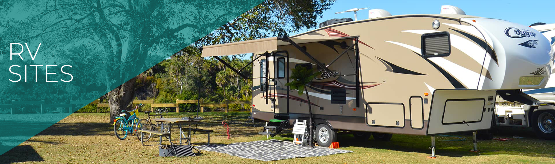 RV camping at Phipps Park