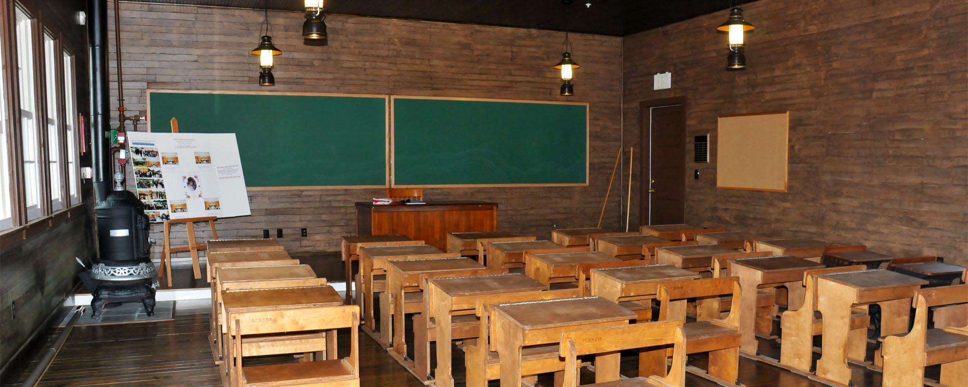 New Monrovia Schoolhouse