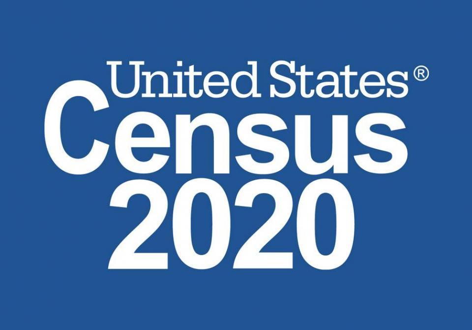 United States census logo