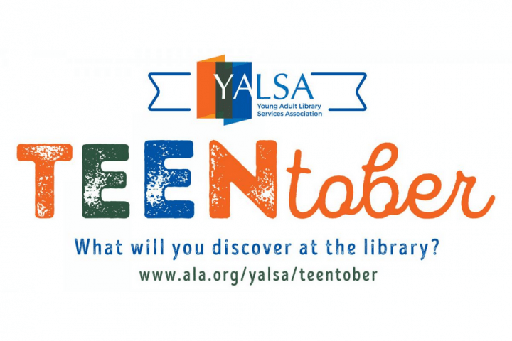 YALSA TeenTober What will you discover at the library? www.ala.org/yalsa/teentober