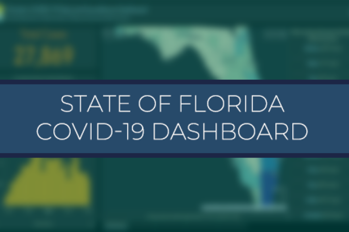 State of Florida Cases Dashboard
