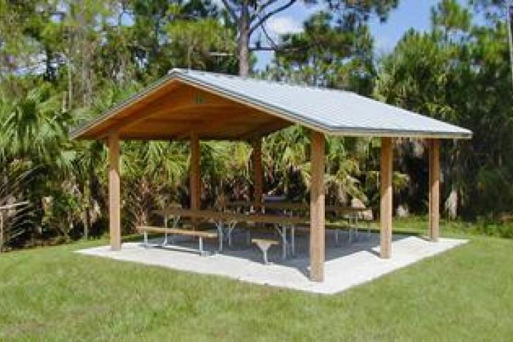 Pavilion Rentals