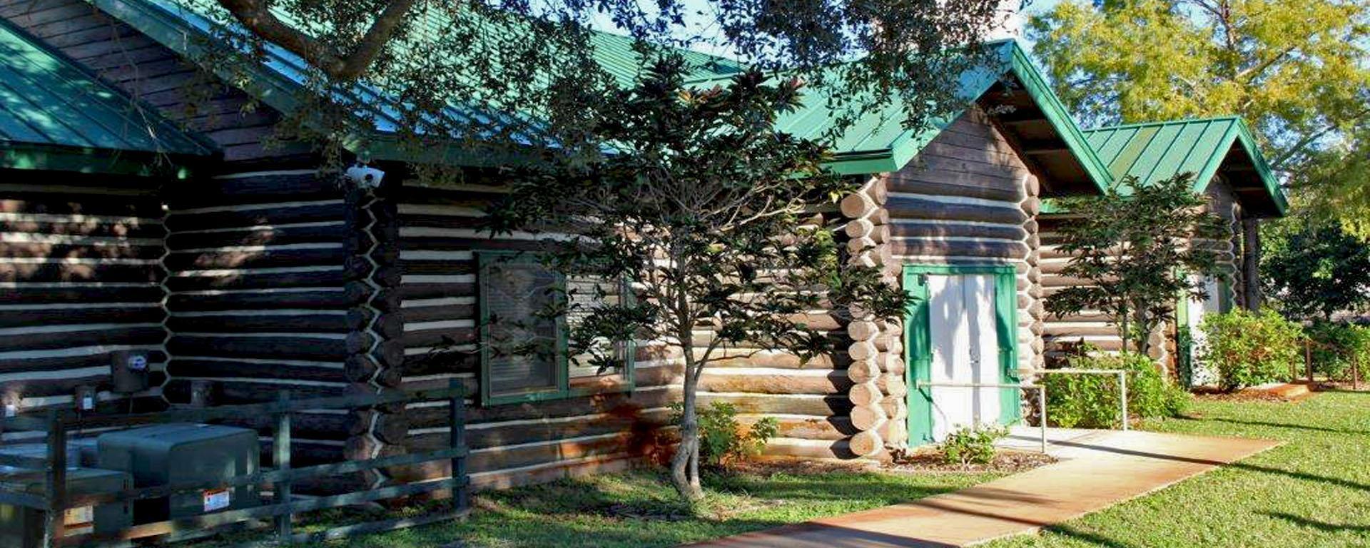 Log Cabin Senior Center