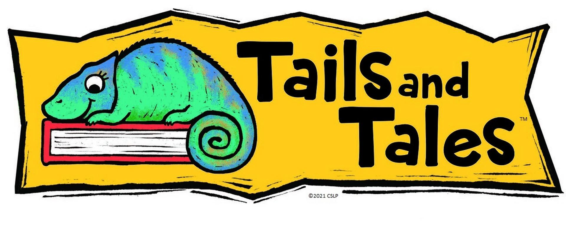 Tails and tales themed summer reading