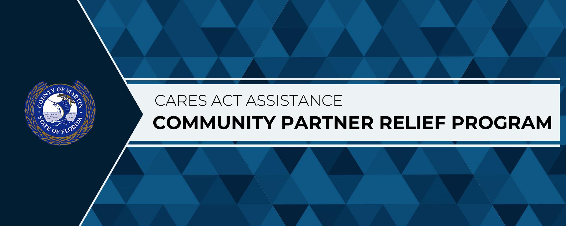 Community Partner Relief Program