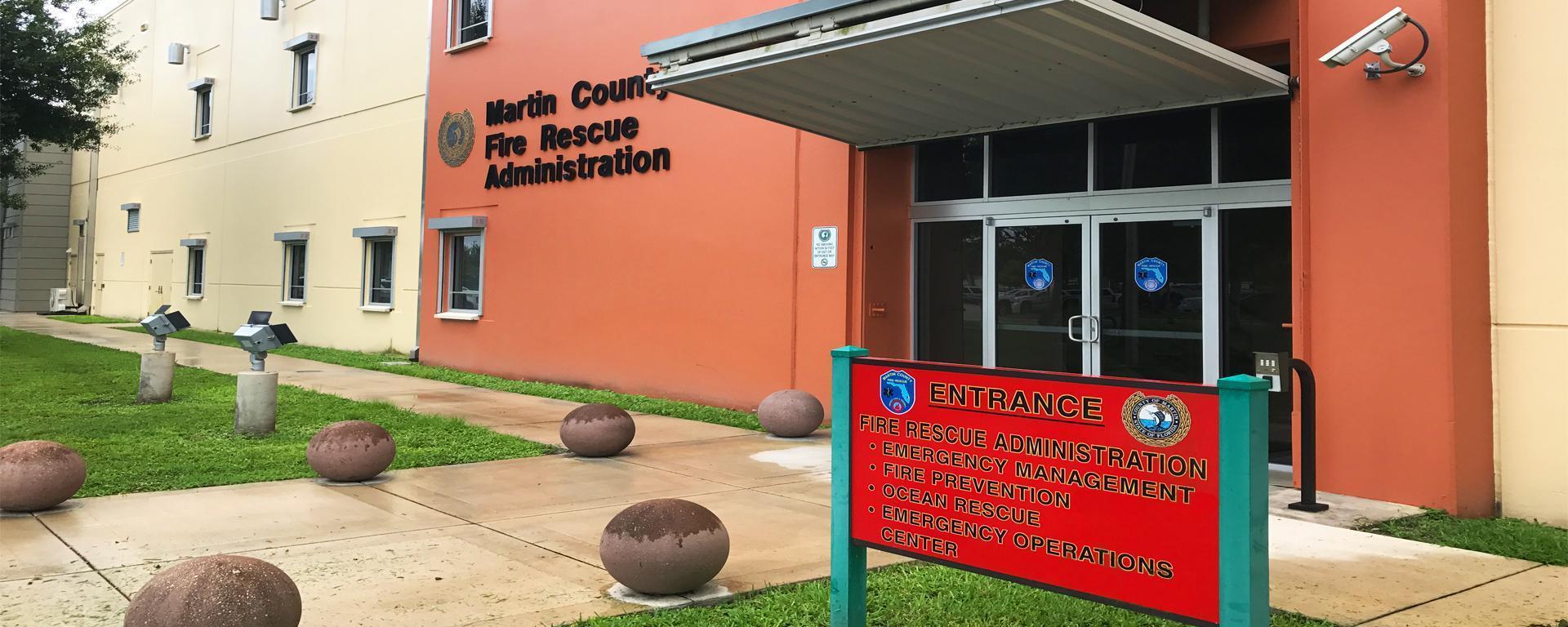Martin County Emergency Management