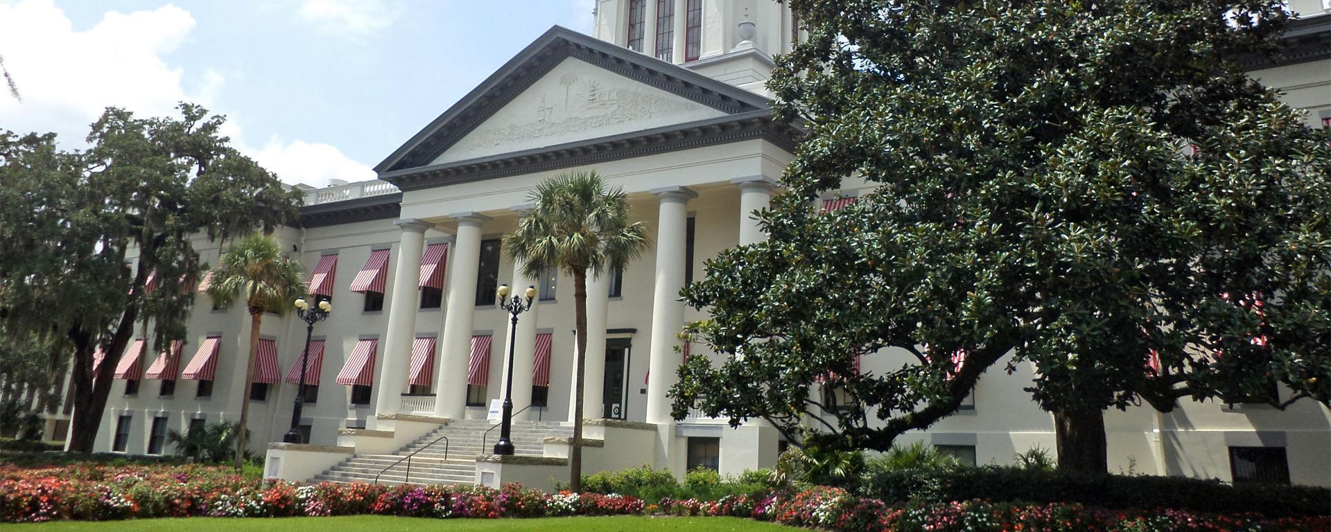 Florida's Historic Capitol, Tallahassee / Michael Rivera