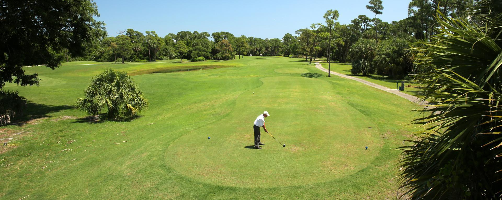 Sailfish Sands Golf Course