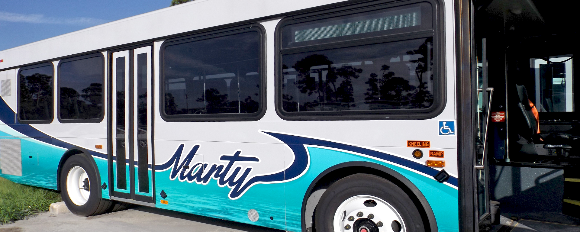 A MARTY Bus