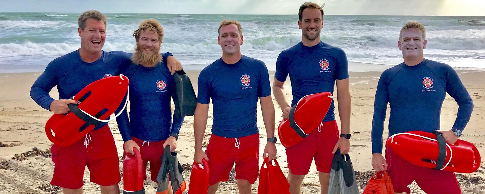 Martin County Ocean Rescue Lifeguards