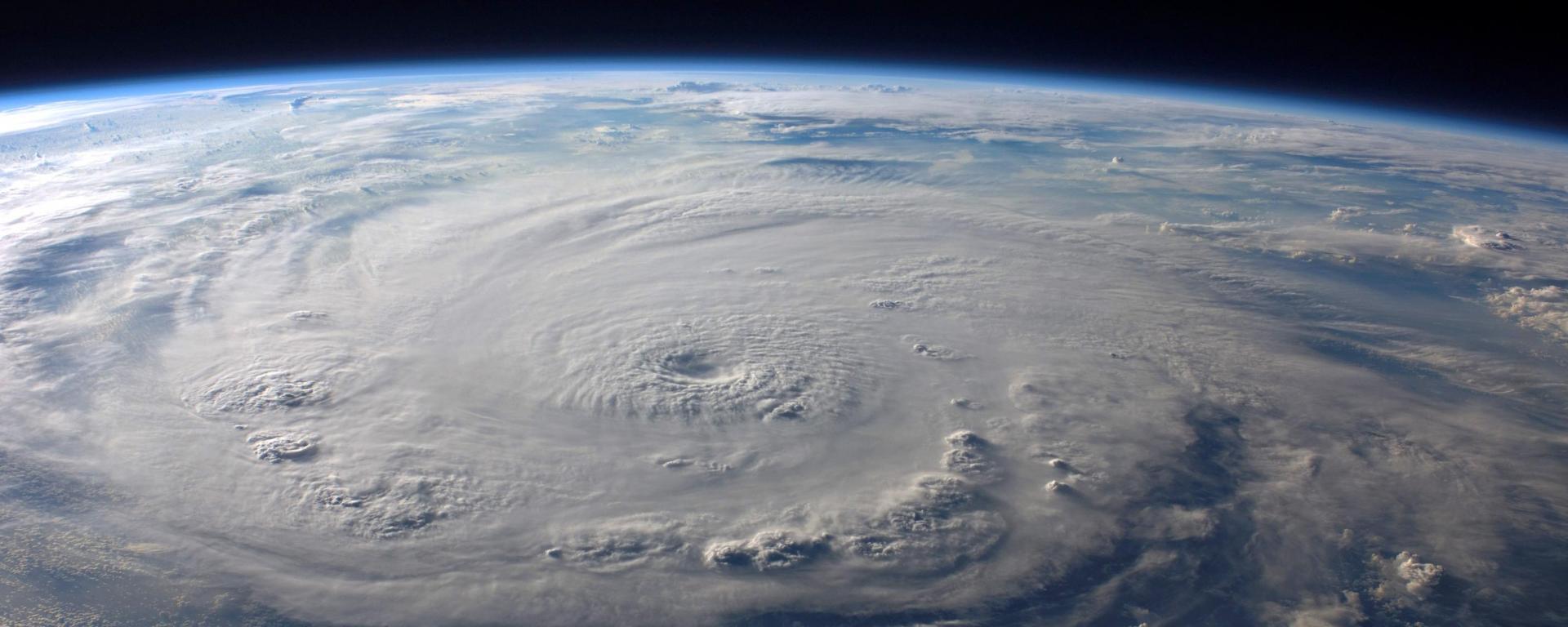 NASA High-Resolution Hurricane