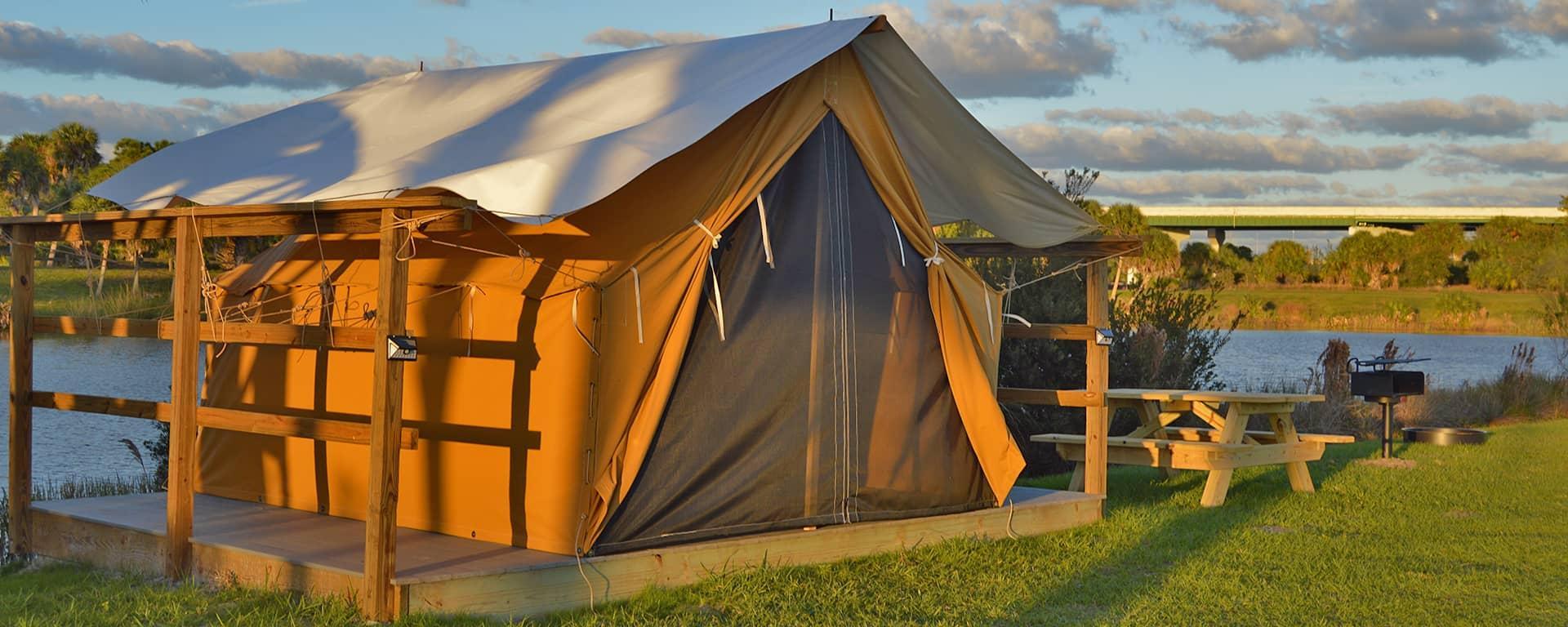 Phipps Park Adventure Tent