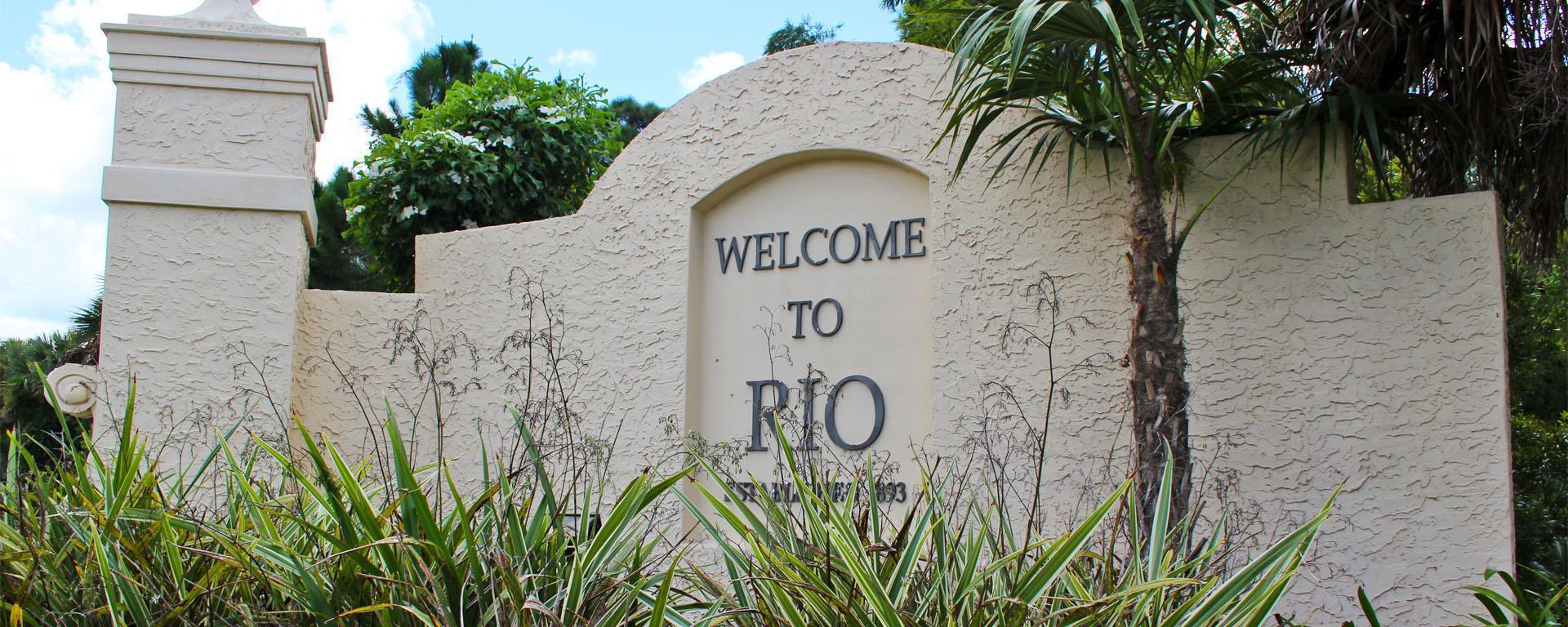 Rio Community Redevelopment Area