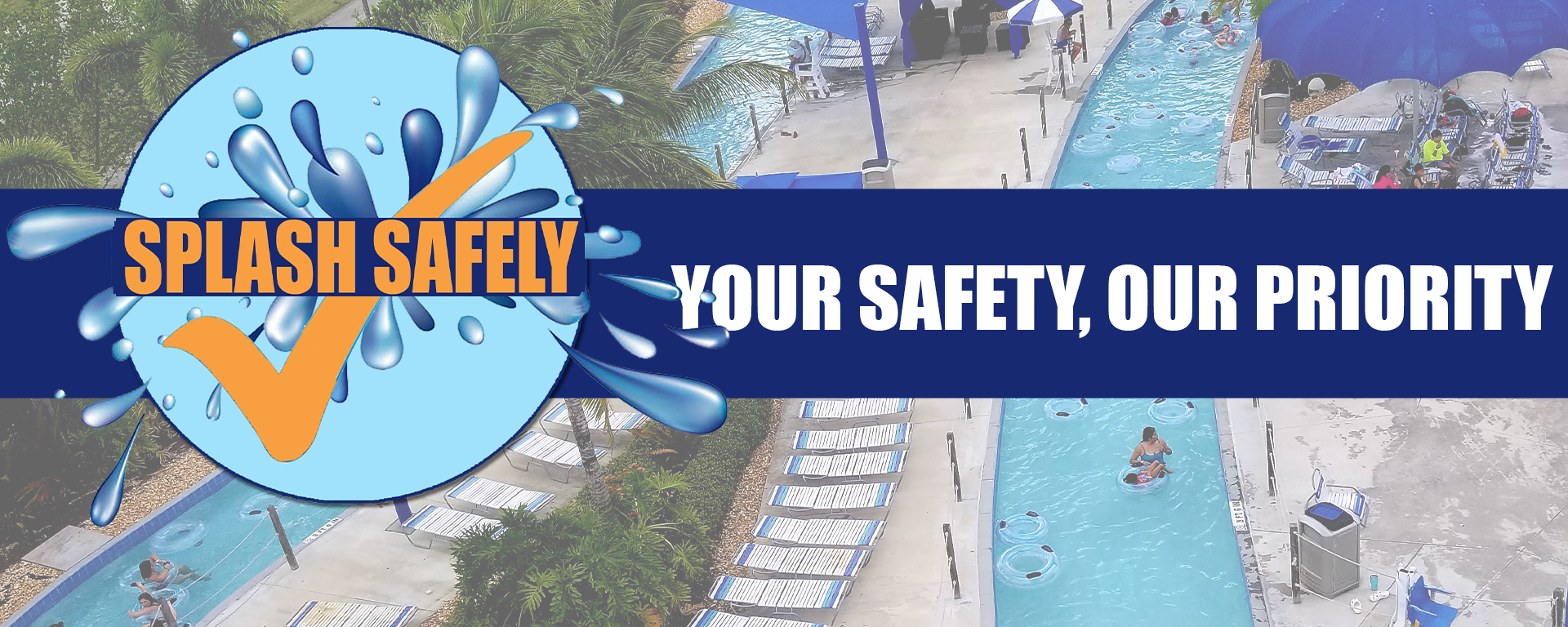 Your Safety at Sailfish Splash Waterpark