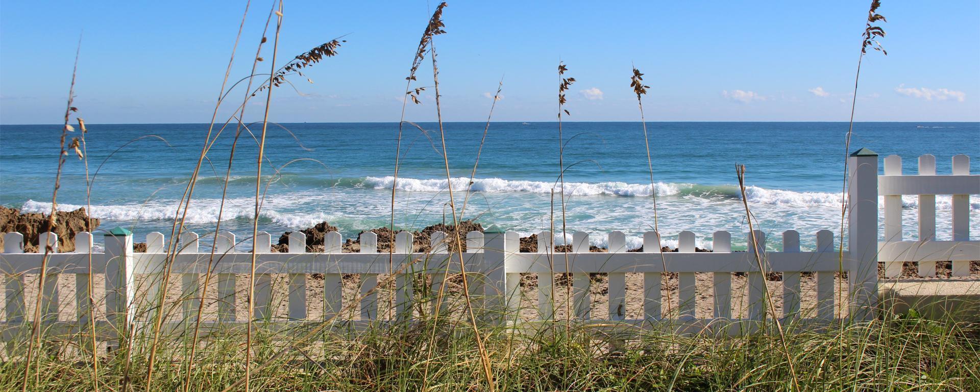 Beaches In Martin County Martin County Florida
