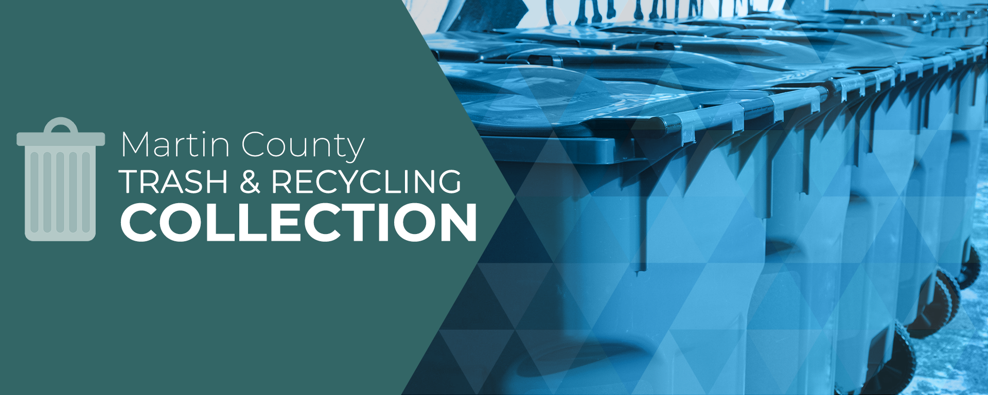 Residential Trash and Recycling Collection