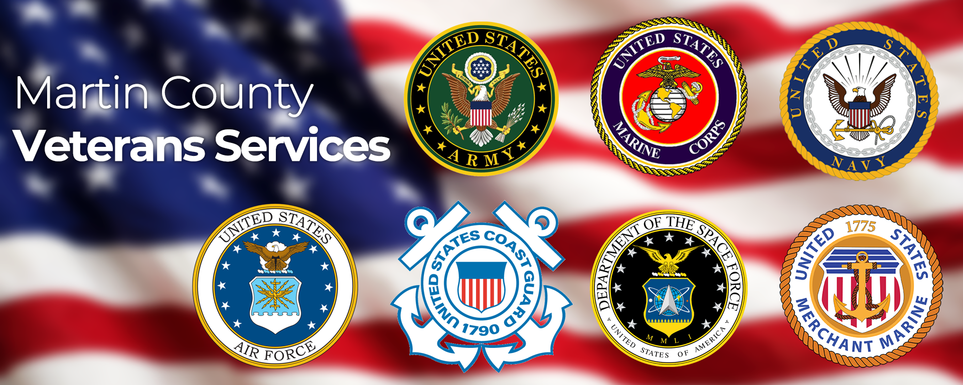 Seals for the Armed Services of the United States of America