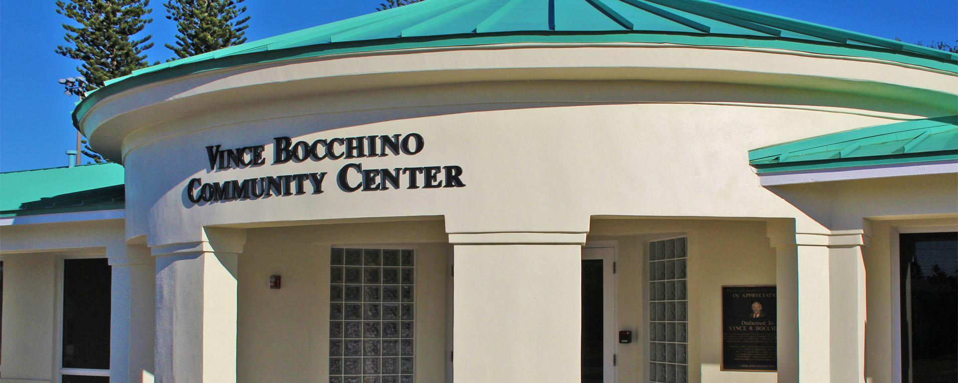 Vince Bocchino Community Center