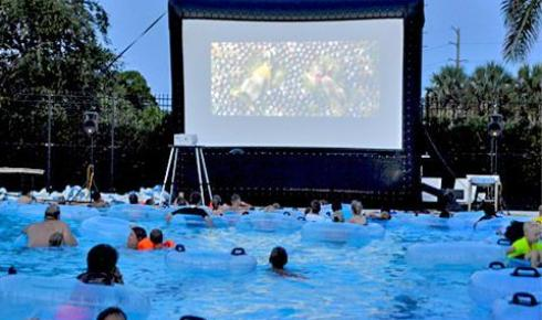 Movies at Sailfish Splash