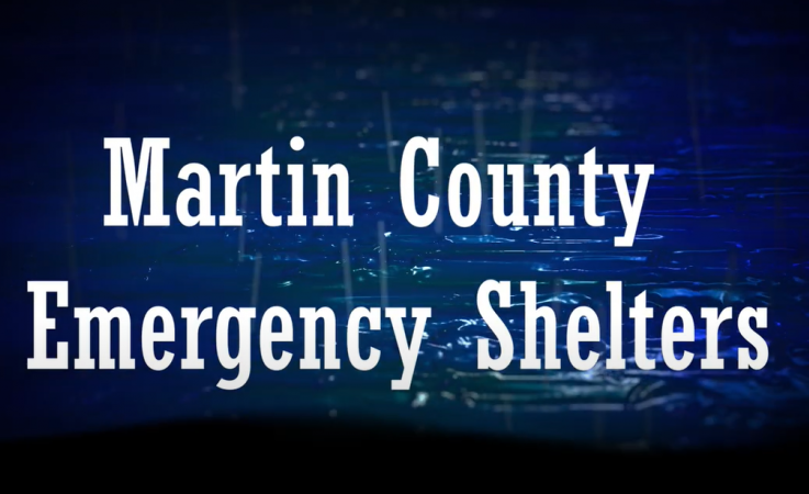 Martin County Emergency Shelters