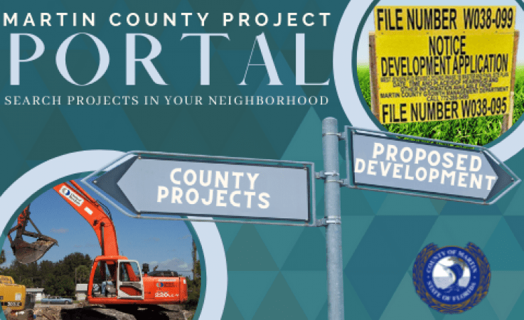 County Projects Portal