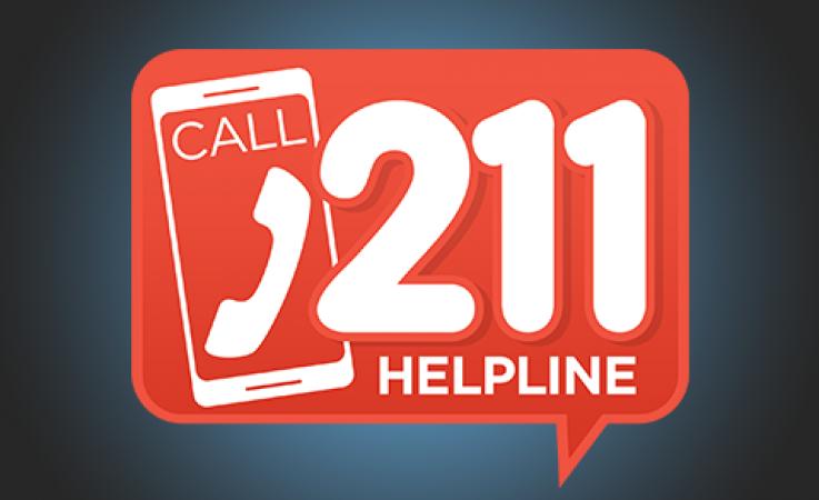 211 helpline