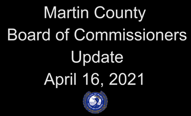BOCC Update from April 16, 2021