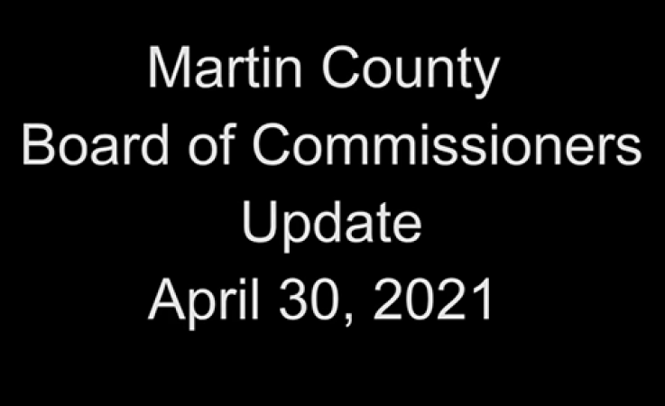 BOCC Update from April 30, 2021