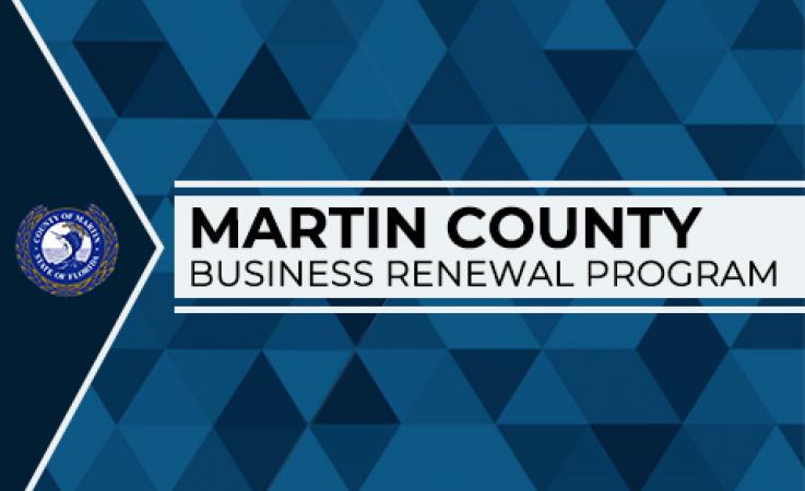 Martin County Business Renewal Program