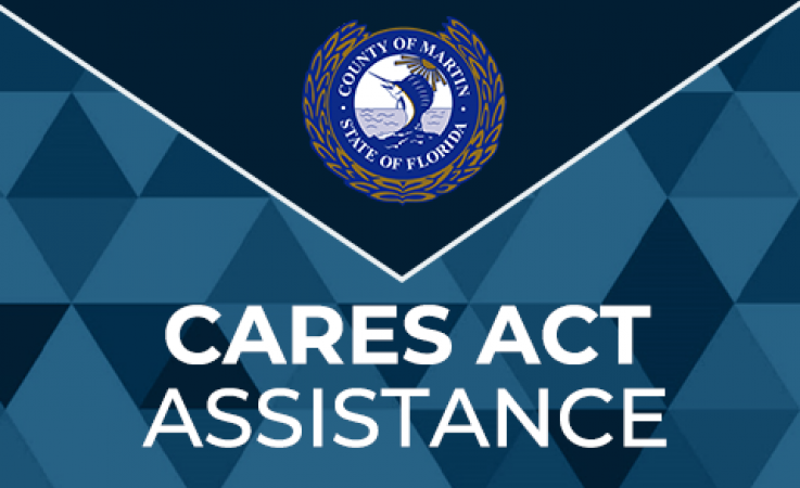 Cares Act Assistance with County Seal