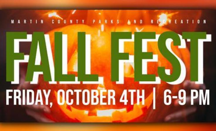 Fall Fest Friday, October 4, from 6 to 9 pm