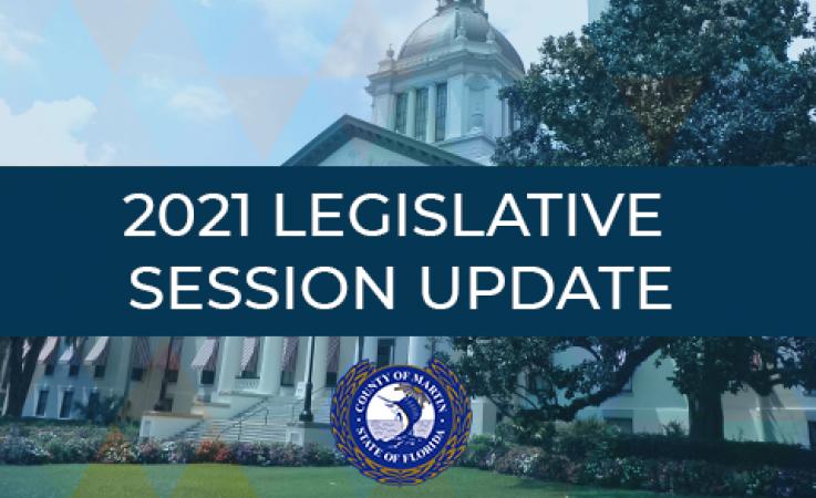 2021 Legislative Session Update