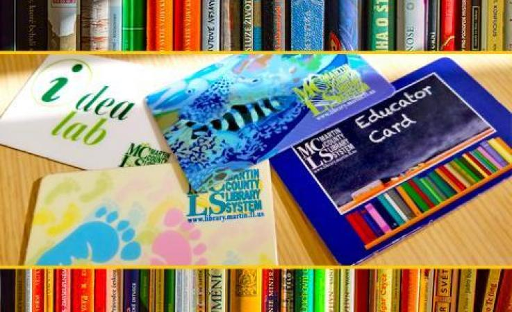 Martin County Library Cards
