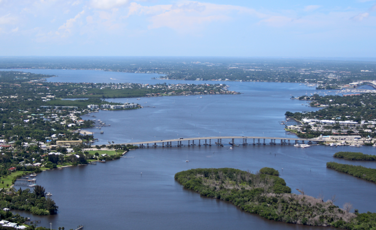 St. Lucie River