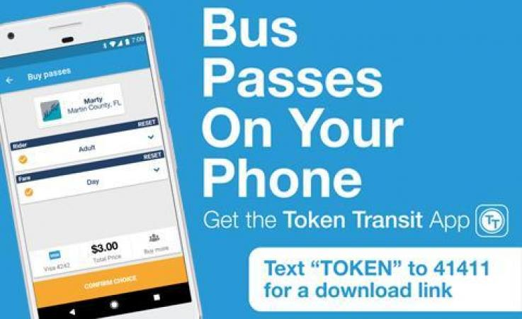 Bus passes on your phone