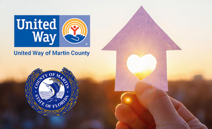 United Way of Martin County logo and Martin County Seal