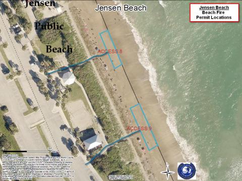 Beach Fire Permit Information | Martin County Florida