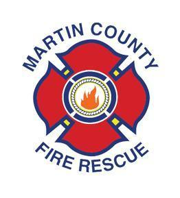 An image of the Martin County Fire Rescue logo
