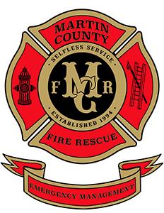 Martin County Fire Rescue Logo