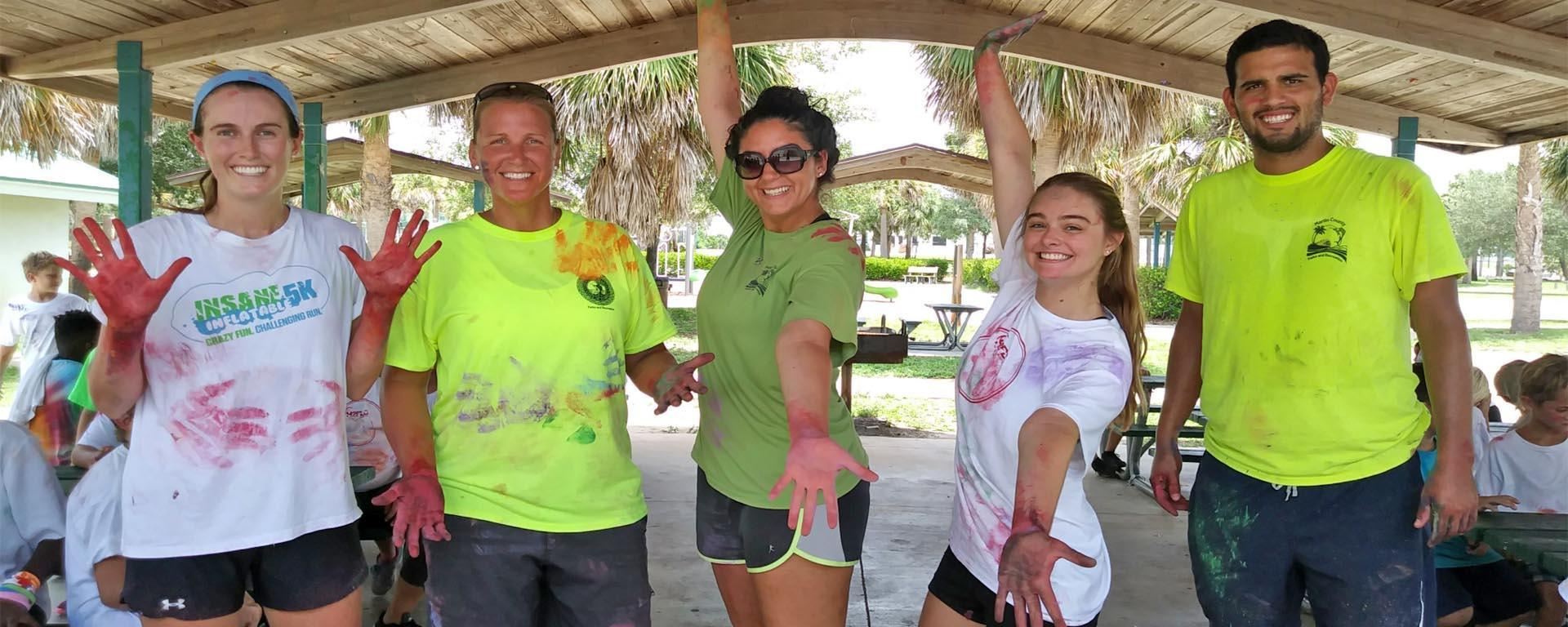 Summer Camp couselors